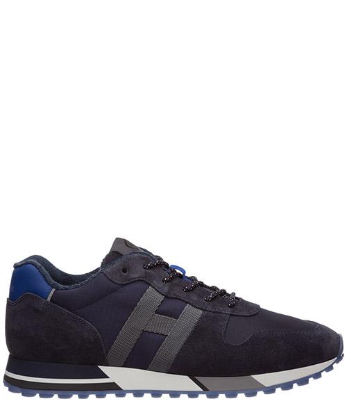Sneakers Hogan h383 HXM3830AN51N4X50C5 blu