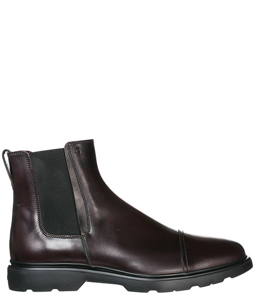 Ankle boots Hogan Route - H304 HXM3930W3306MAR807 marrone
