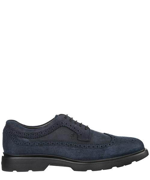 Zapatos de cordon Hogan H304 HXM3930W36297HU806 blu