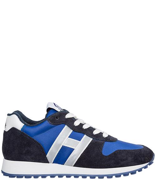 Кроссовки Hogan h383 hxm4290an52kfr749m blu
