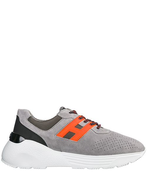 Turnschuhe Hogan Active one HXM4430BR10KXS683W grigio