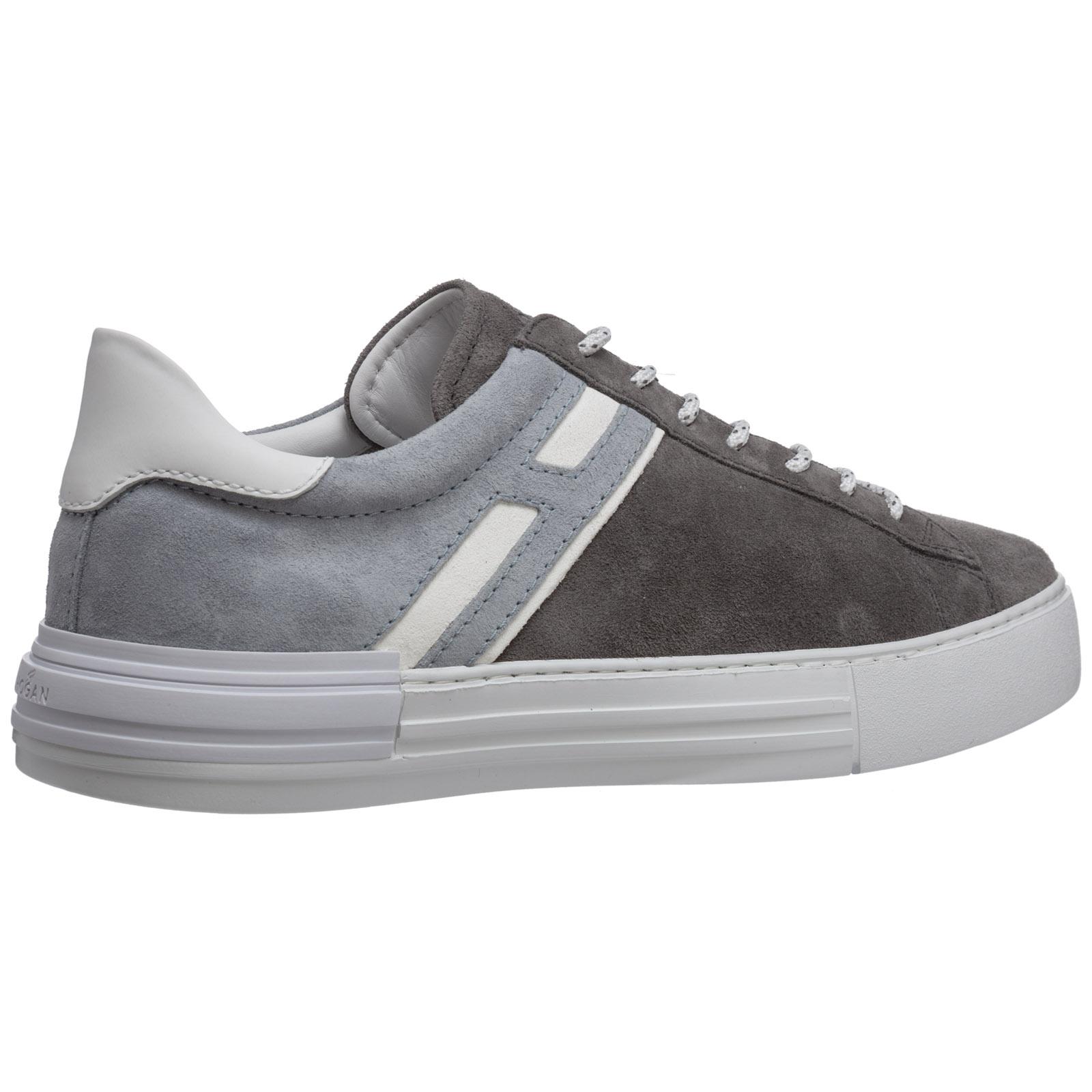 Sneakers Hogan rebel HXM5260CW00PFY683M grigio | FRMODA.com