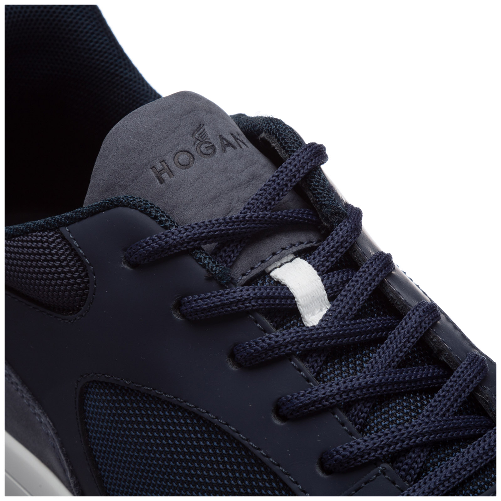 Men's shoes leather trainers sneakers hyperlight