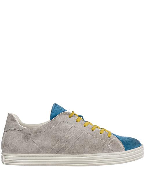 Sneakers Hogan r141 hxr1410z370mu0649m grigio