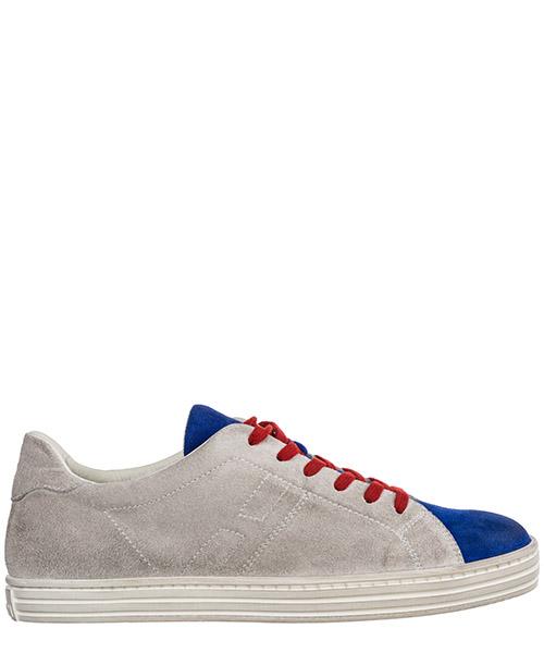 Sneakers Hogan r141 hxr1410z370mu0649n grigio