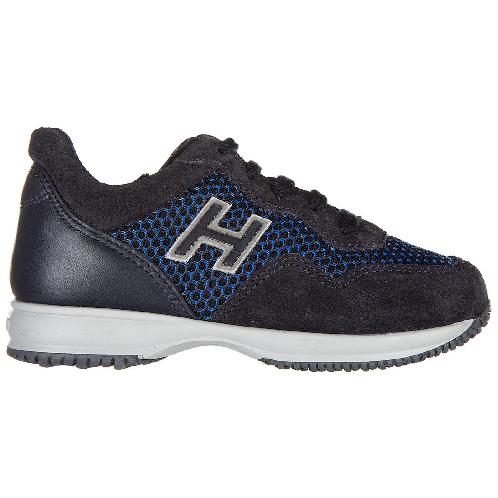 Sneakers Hogan Interactive HXT0920V310E960AK0 blu | FRMODA.com