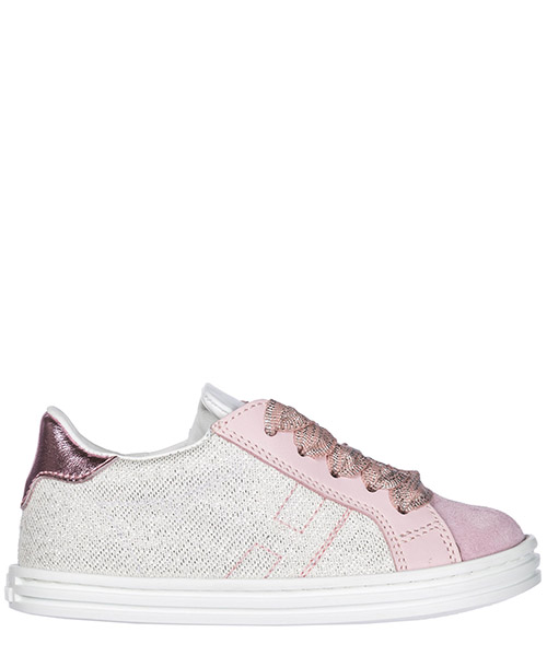 Sneakers Hogan R141 HXT1410Z360ICJ0KQ0 rosa
