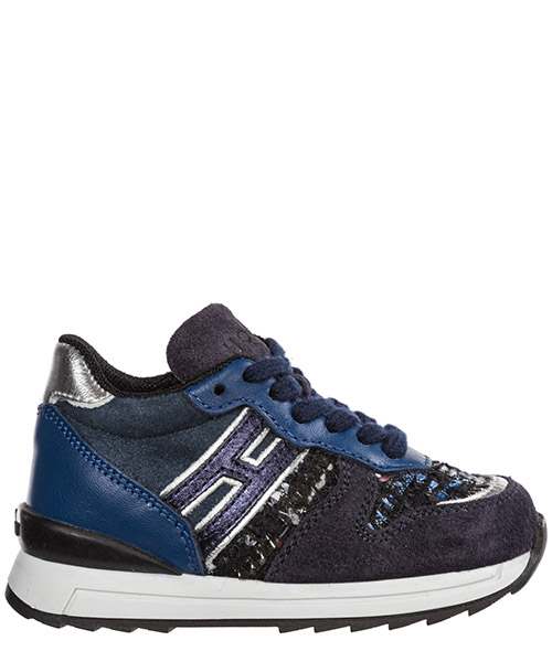 Basket Hogan R261 HXT2610Y930HC5763G blu