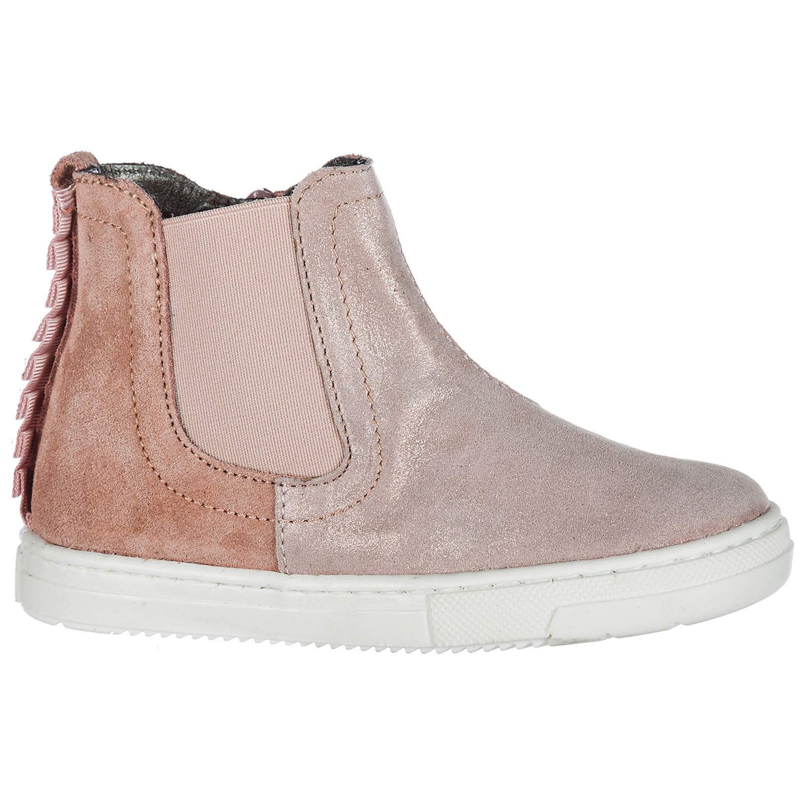 Girls shoes baby child boots suede leather j336