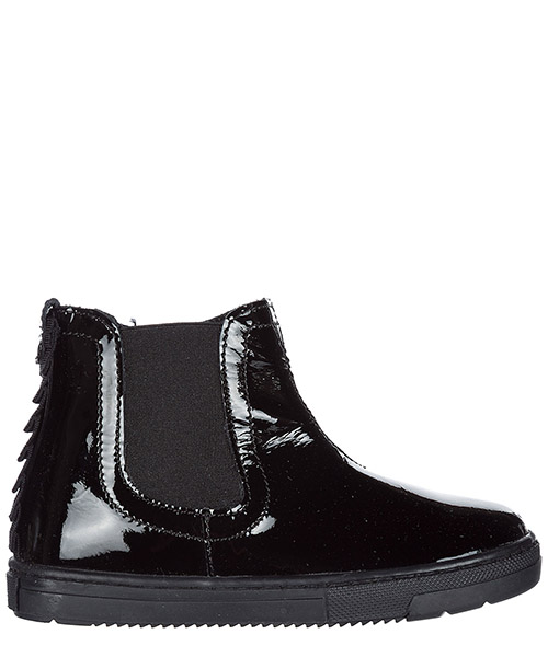 Bottines Hogan J336 HXT3360Z460H0KB999 nero