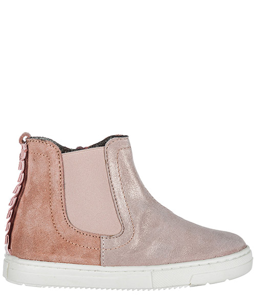 Bottines Hogan J336 HXT3360Z460HJI0KQA rosa