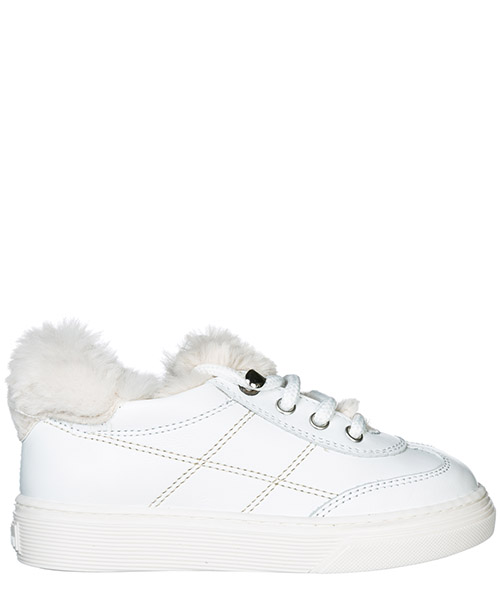 Sneakers Hogan j340 HXT3400AV50JSW0MX3 bianco