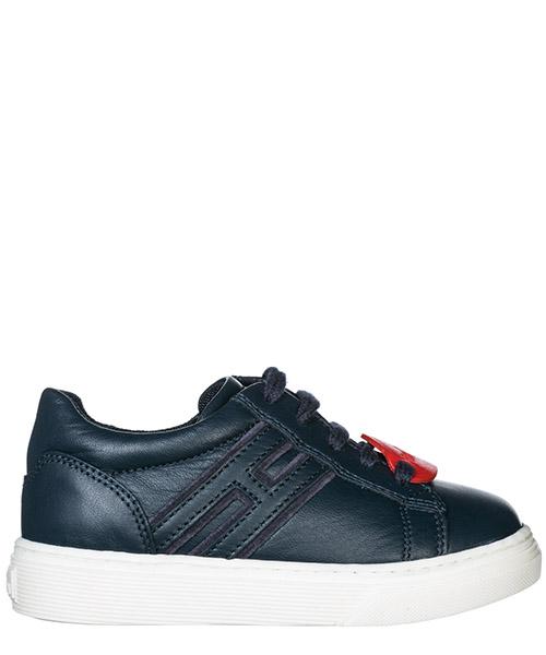 Sneakers Hogan j340 HXT3400AX80G9Q274L blu
