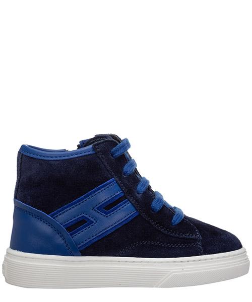 High-top sneakers Hogan h340 HXT3400K280HB90PRU blu