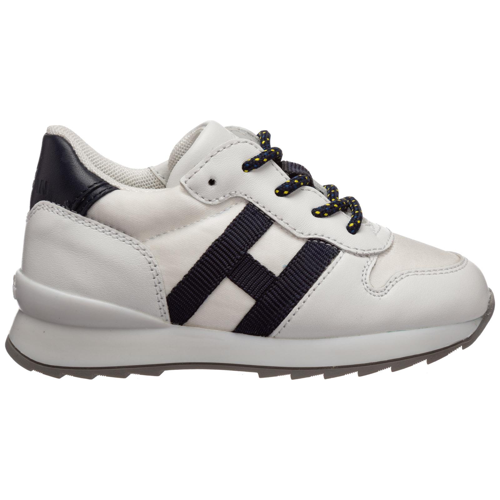 Scarpe sneakers bimbo bambino j484