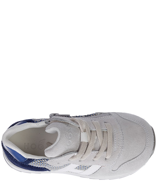 Boys shoes child sneakers suede leather secondary image