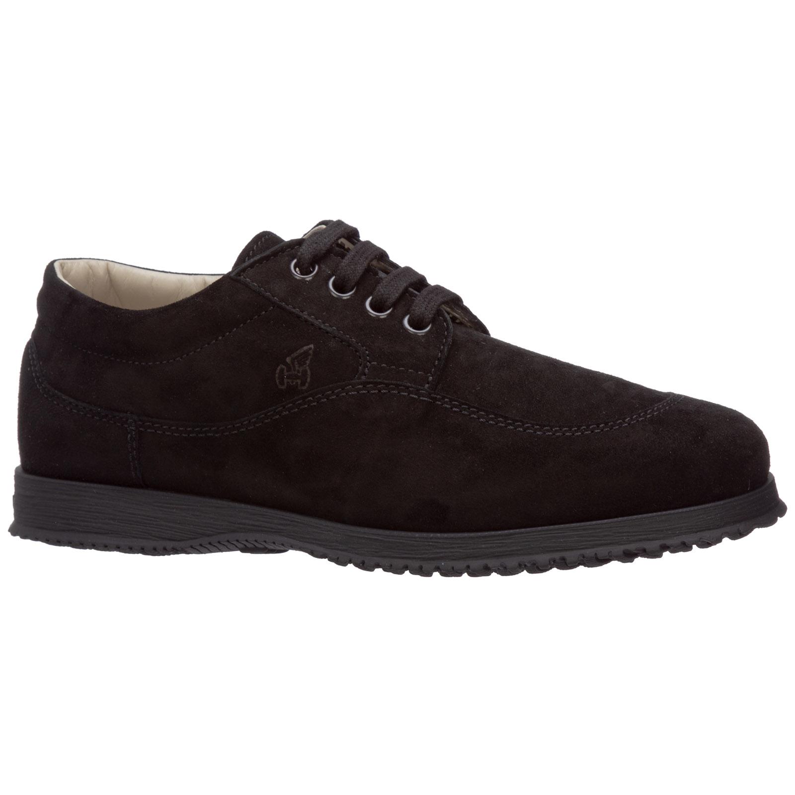 Scarpe sneakers donna camoscio traditional