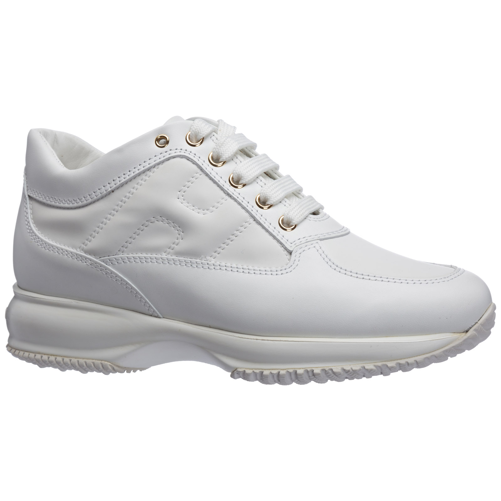 Women's shoes leather trainers sneakers interactive