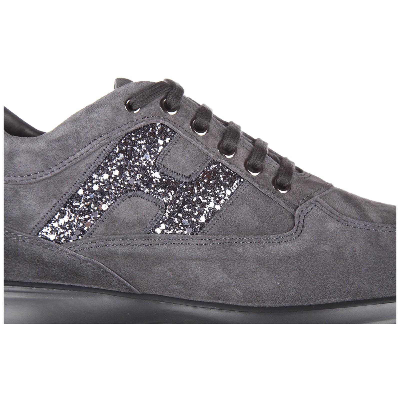 Sneakers Hogan Interactive HXW00N0S3609KEB800 catrame  603129c6877