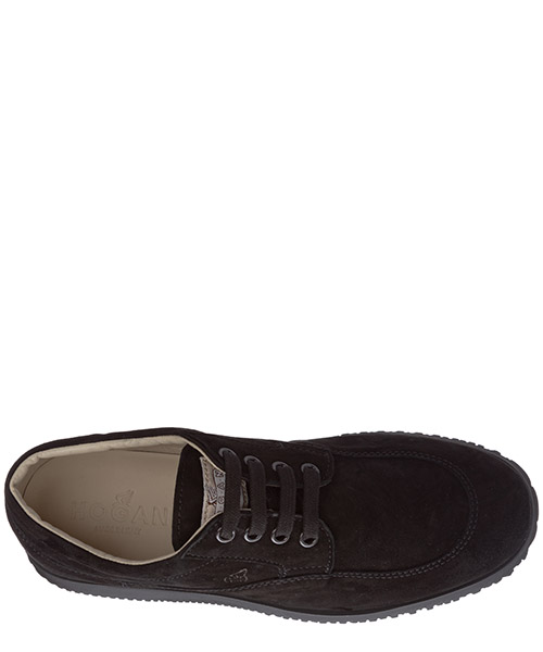 Scarpe sneakers donna camoscio traditional secondary image