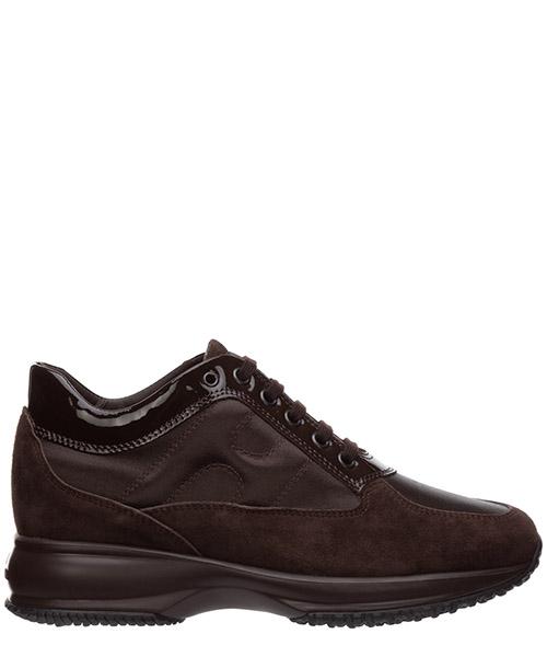Sneaker Hogan interactive hxw00n0001035x9991 marrone
