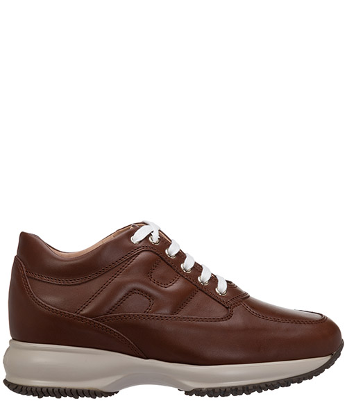 Zapatillas Hogan interactive HXW00N00010O6LS601 marrone