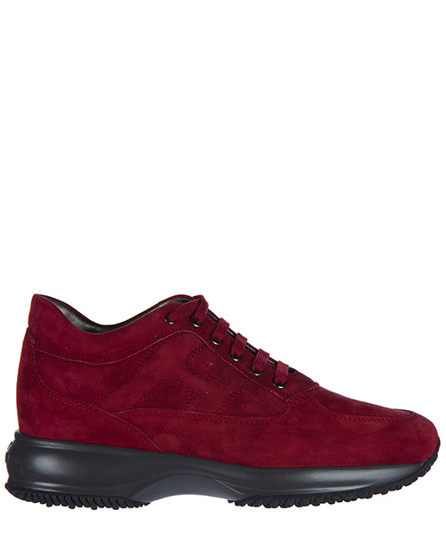 Sneakers Hogan Interactive HXW00N00010CR0R604 rosso