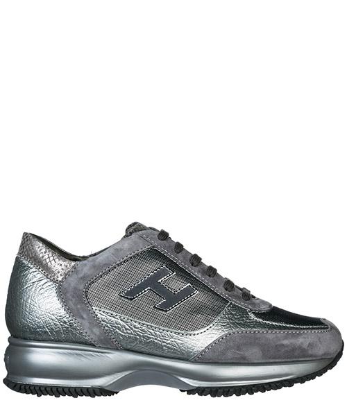 Sneakers Hogan Interactive HXW00N02582JE90BN1 argento