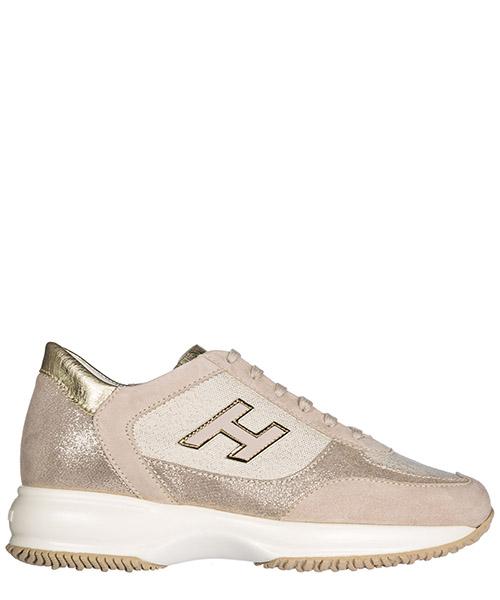 Sneakers Hogan Interactive HXW00N03242IG50PCC beige