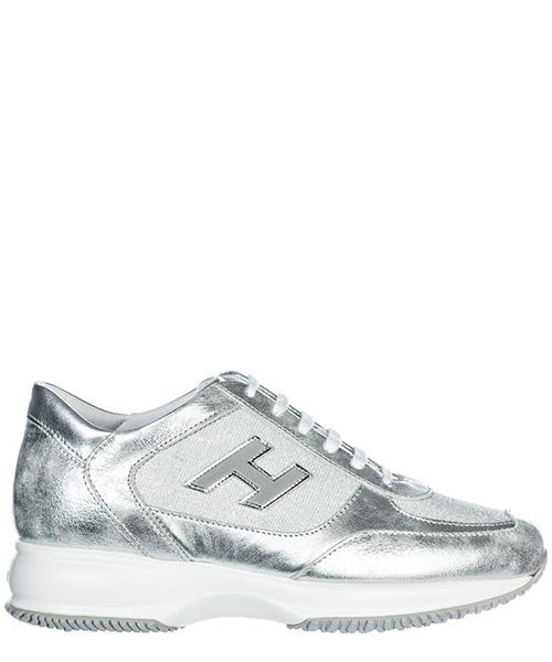 Sneakers Hogan Interactive HXW00N03242IG6B200 argento