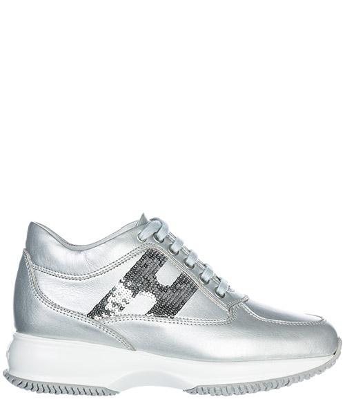 Sneakers Hogan Interactive HXW00N05641I6EB200 argento