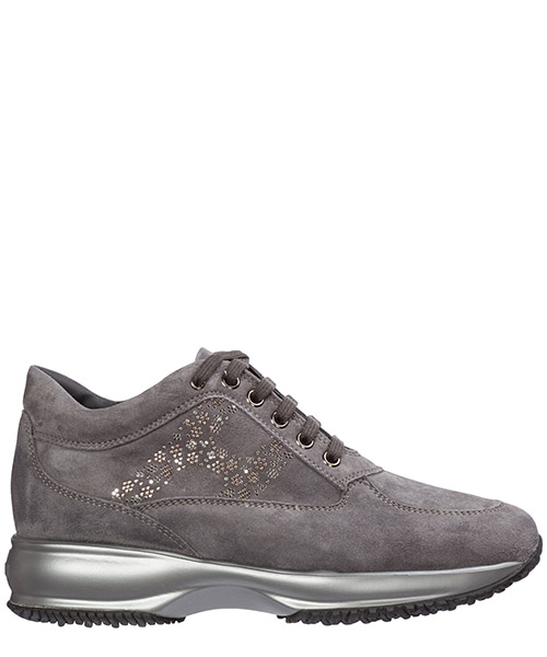 Sneakers Hogan interactive hxw00n0by10cr0b800 grigio