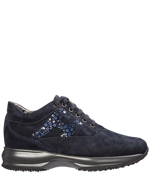 Sneakers Hogan interactive hxw00n0by10cr0u805 blu