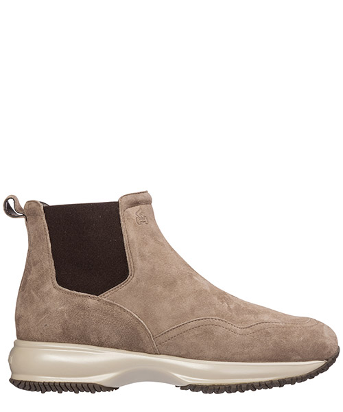 Ankle boots Hogan interactive hxw00n0j090cr0c407 beige
