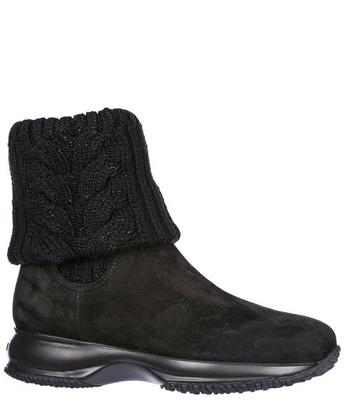 Damen wildleder stiefeletten stiefel ankle boots interactive secondary image