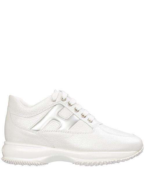 Sneakers Hogan interactive hxw00n0s360ljz048k bianco