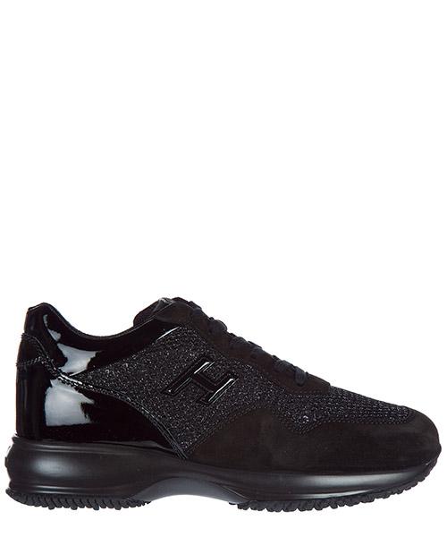 Sneakers Hogan Interactive HXW00N0W660H49B999 nero