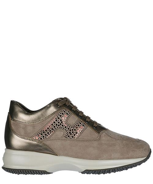 Sneakers Hogan Interactive HXW00N0Y750Q253A81 beige