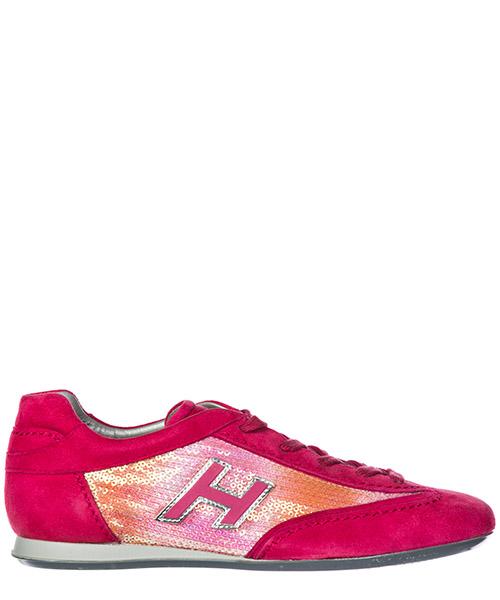 Sneakers Hogan Olympia HXW052016870PN228S fucsia