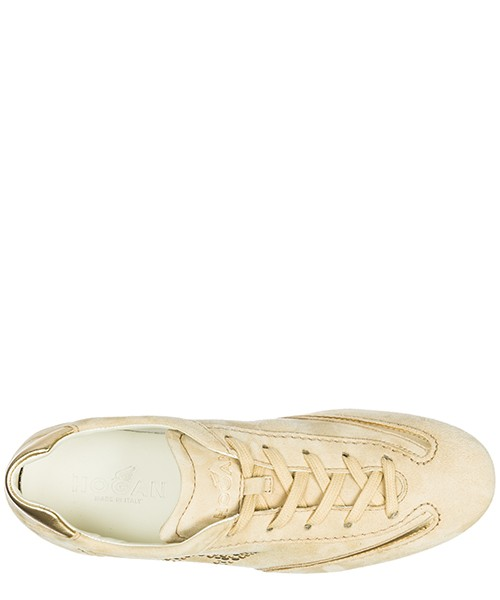 Scarpe sneakers donna camoscio olympia secondary image