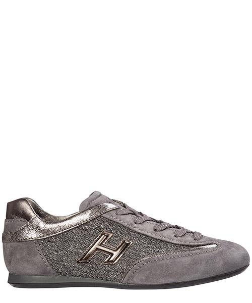 Sneakers Hogan olympia hxw0570bh60m7k0qyb grigio