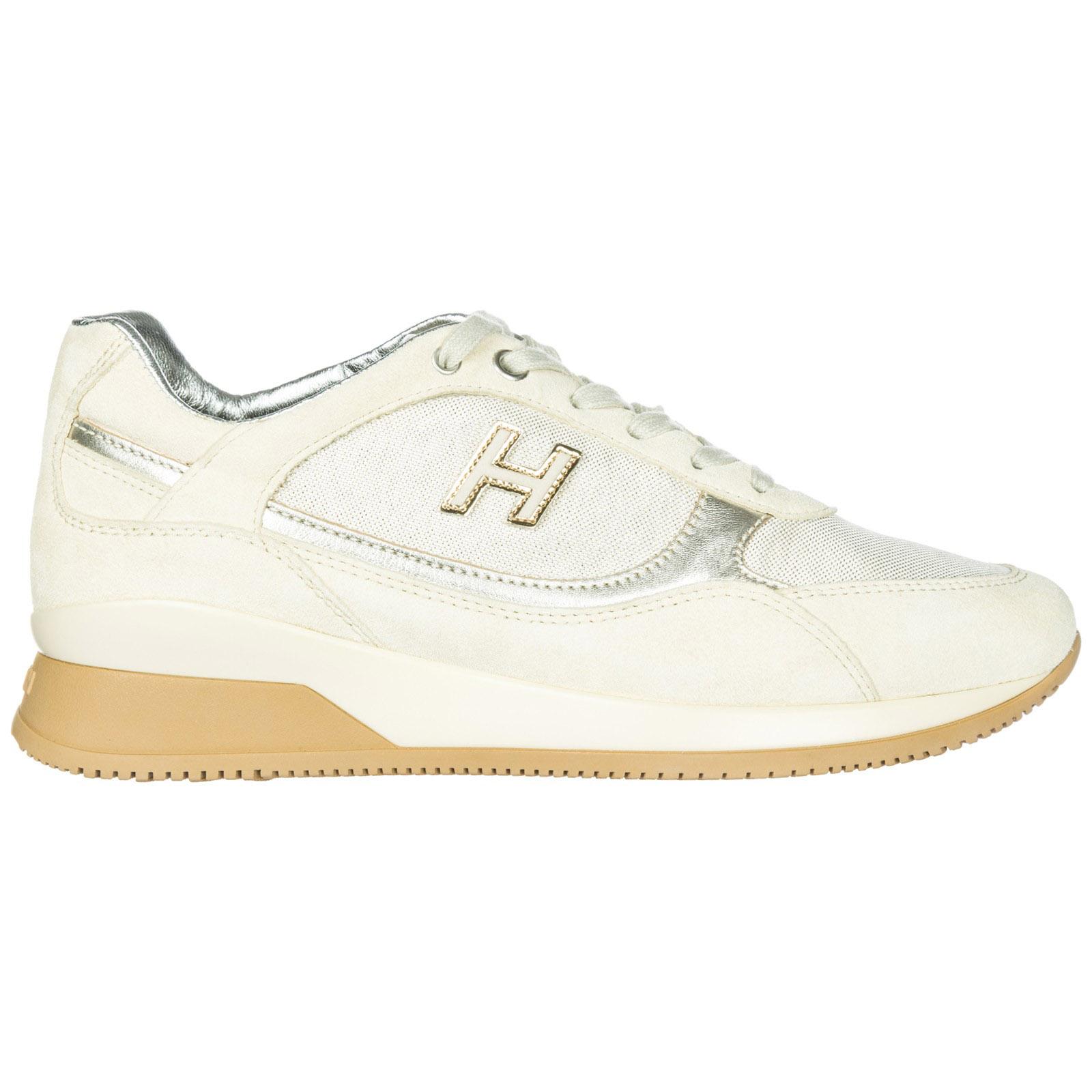 5f283687c1 Sneakers Hogan Elective HXW1580A32083A0524 platino / bianco   FRMODA.com
