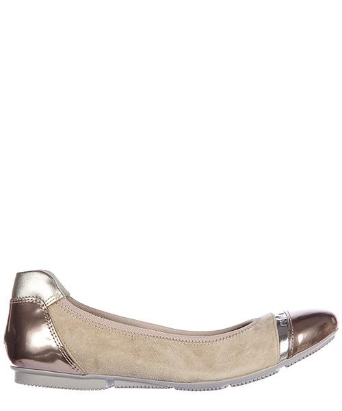 Ballet flats Hogan Wrap - H144 HXW144071245NV0E16 beige
