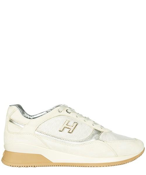 Sneakers Hogan Elective HXW1580A32083A0524 platino / bianco