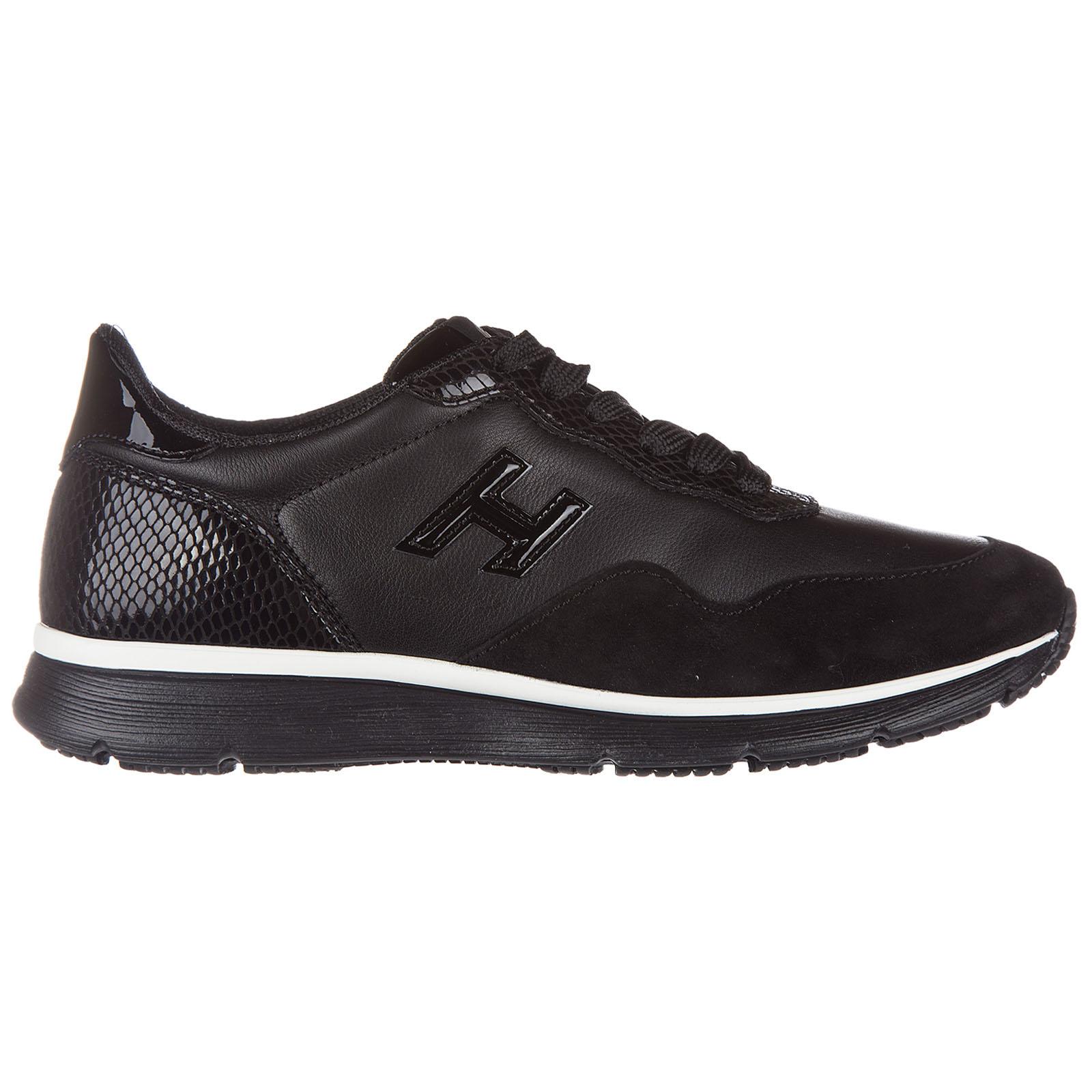 Sneakers Hogan Traditional 20.15 HXW2540W570ESRB999 nero  e217a5962d6