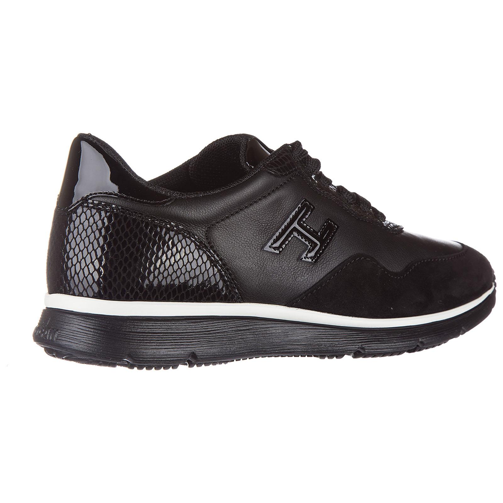 ... Scarpe sneakers donna in pelle h254 traditional 2015 ... 39090511f8e