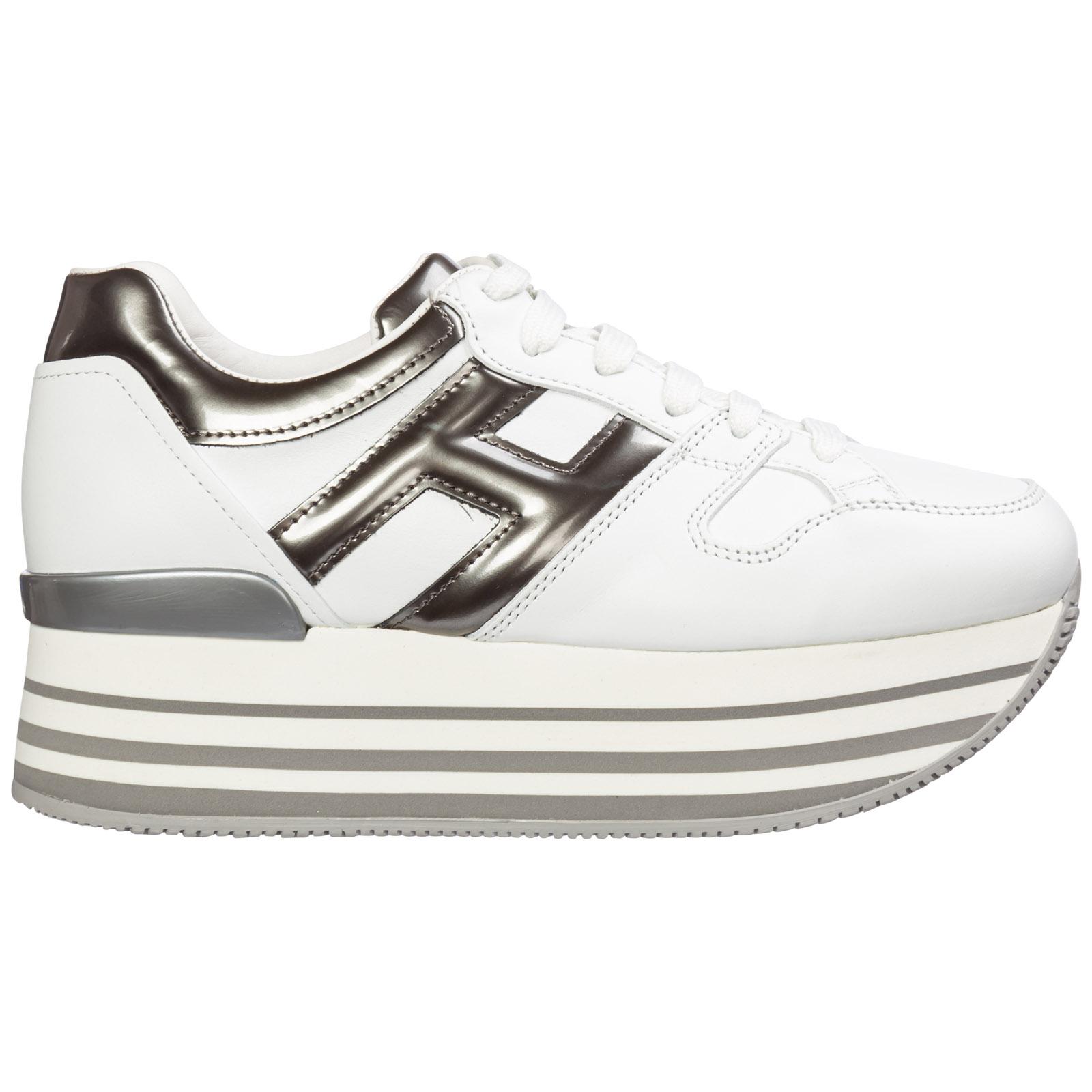Wedge sneakers Hogan maxi h222