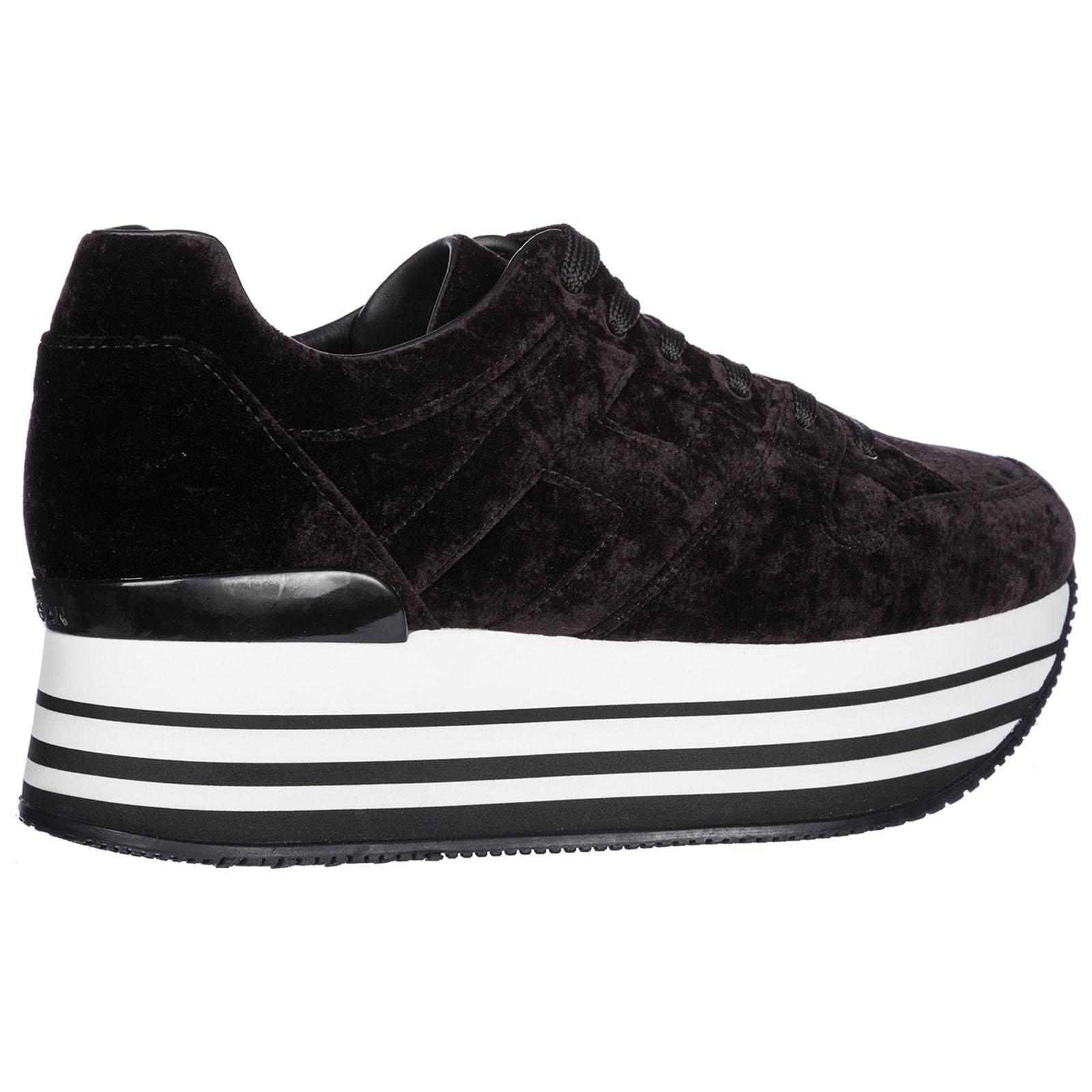 685c954fac Wedge sneakers Hogan HXW2830Z770H1GB999 nero | FRMODA.com