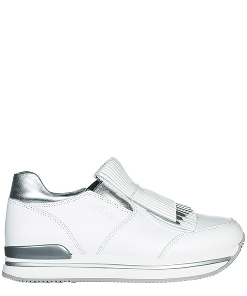 Slip on Hogan H222 HXW2220AH80IEC0351 bianco