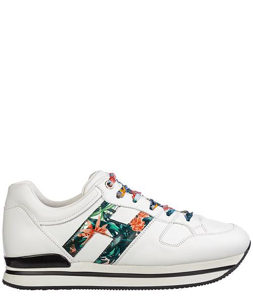 Sneakers Hogan h222 hxw2220bg30kyg0aq2 bianco